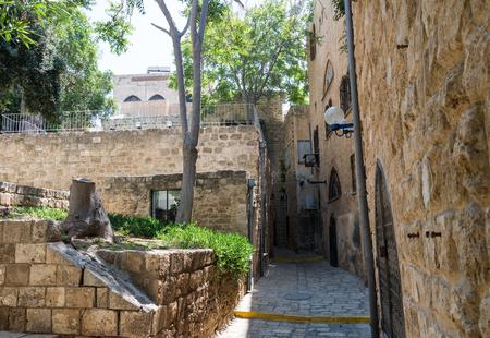 alley: Old Jaffa alley