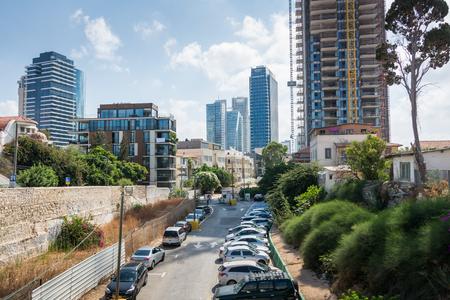 tel: Neve Tzedek in Tel Aviv Editorial