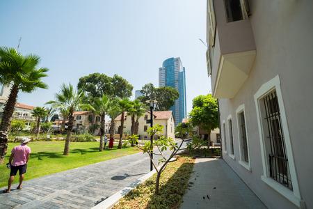 aviv: A walk in Tel Aviv, Israel