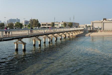tel: View Tel Aviv promenade, Israel Stock Photo