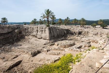 armageddon: Tel Megiddo National Park, Israel