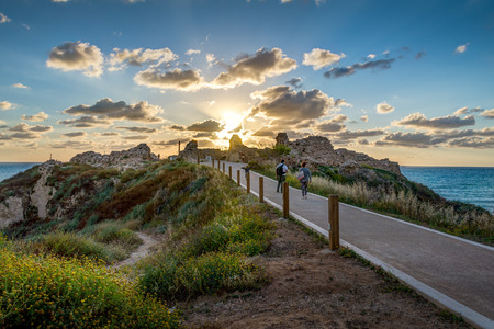national park: Apollonia National Park, Israel