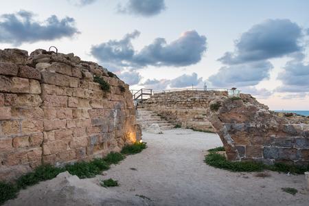 Apollonia National Park, Israel