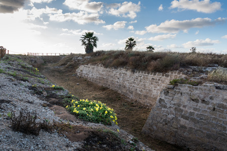 crusaders: Apollonia National Park, Israel