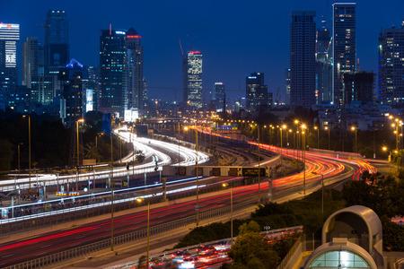 ramat aviv: View from Tel Aviv University, Israel Editorial