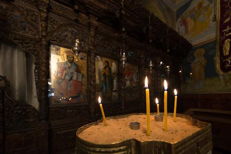 Greek Orthodox Church of the Annunciation at Nazareth