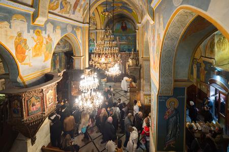 Greek Orthodox Church of the Annunciation at Nazareth Stock Photo - 81331024