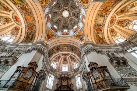 dom: Visiting Salzburg Cathedral in Austria