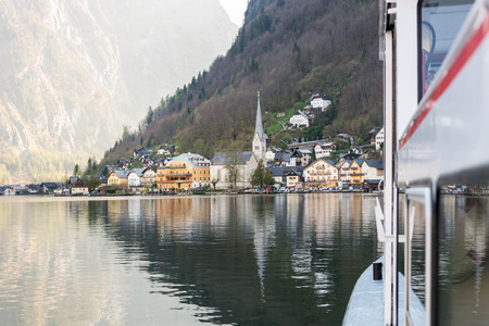 lutheran: Visit to Hallstatt village  in Austria