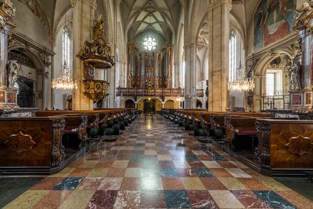 Visiting Graz, the capital city of Styria, Austria