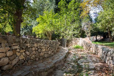 アイン・ヘメッドとカステル国立公園を訪問, イスラエル