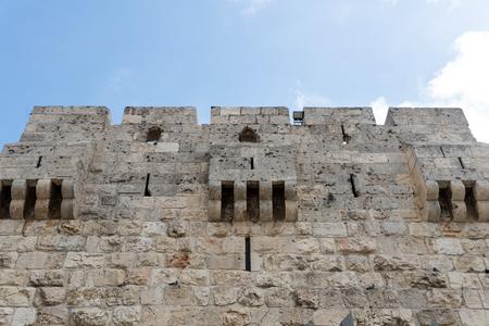 Visiting Jerusalem with kids, Israel Stock Photo