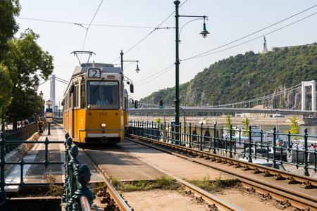 Drei Tage in Ungarn und Budapest, in Mitteleuropa Standard-Bild