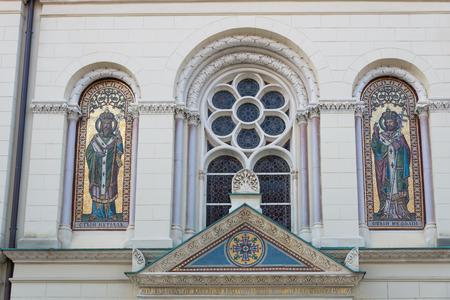 Three days in Zagreb, Croatia 免版税图像