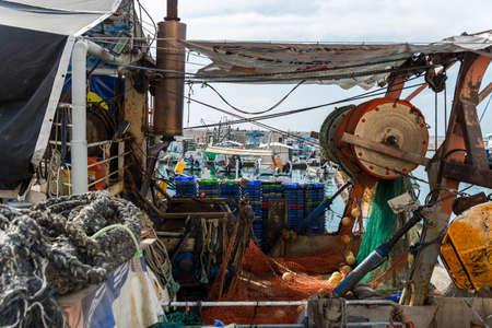 Jaffa port view, Israel