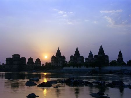 nandi: The Indian decline in Orchha