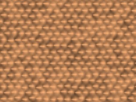 http: brushed copper pattern illistration