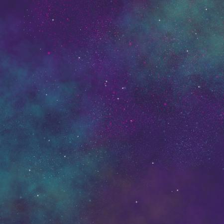 Space design background, Cosmos illustration.