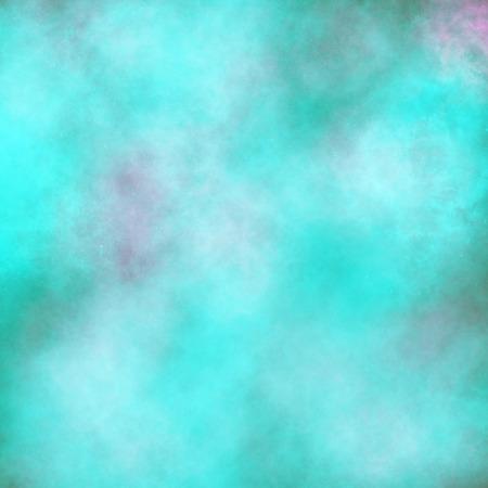 Cloudy blue space background  wallpaper Illustration. 版權商用圖片