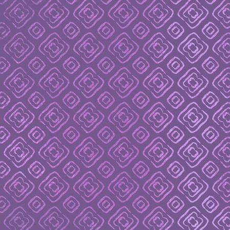 Beautiful purple paper background with a shiny metallic pattern, Illustration.