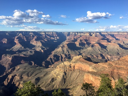 The Grand Canyon 写真素材