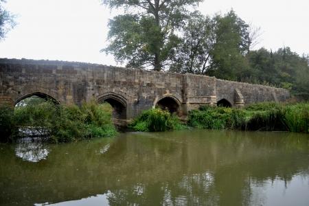 Thornborough Bridge UK