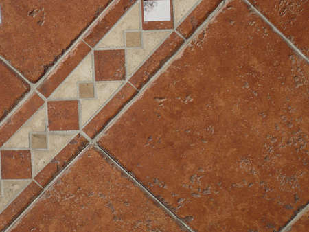 tile wall: cast stone and floor tile pattern texture