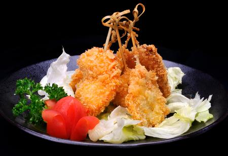deep fry: Japan Deep fry