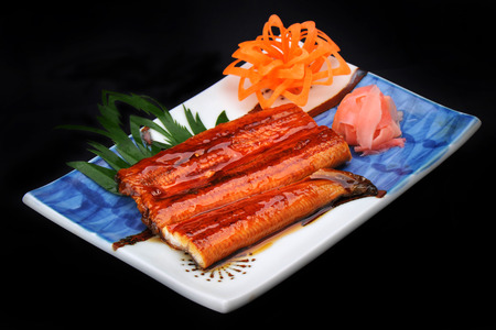 gril: japanese eel gril