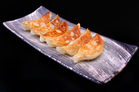 gyoza: hungry eat gyoza