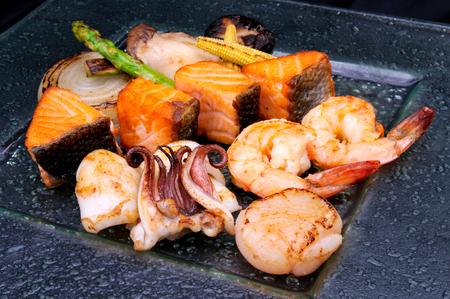 hotate: Japan food teppan yaki