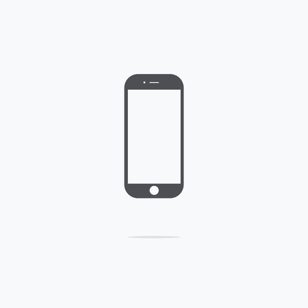 smartphone: Smartphone. Vector illustration.