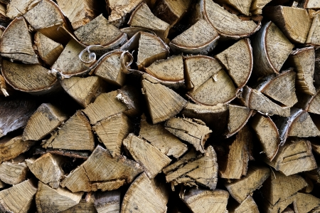 Pile of wood ready for kindling. Stock Photo - 14511440