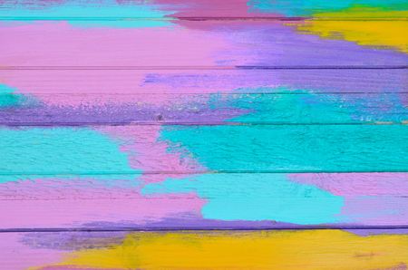 paint color background on wooden