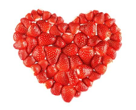 Strawberry hart