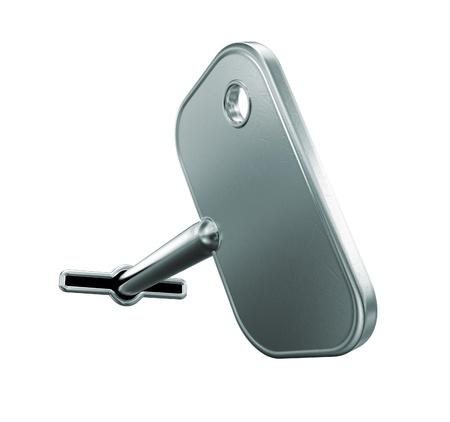 chromic: key in a keyhole