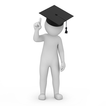 work path: information  graduate points finger up  image with a work path