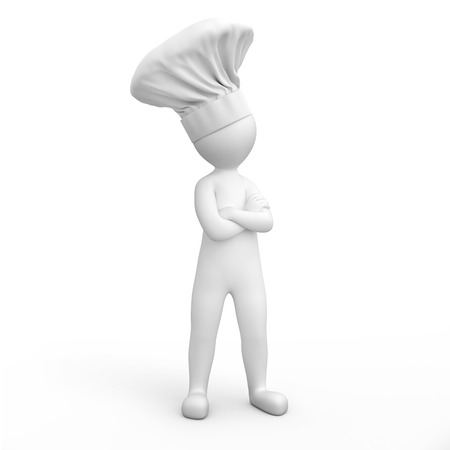 work path: strict Chef, image with a work path