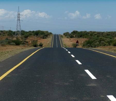 Roads of Africa. Tanzania. photo