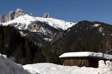 sella: Sella Mountains, famous mounts in Italian Dolomiti