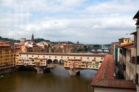 sightseeng: The Ponte Vecchio ( Stock Photo