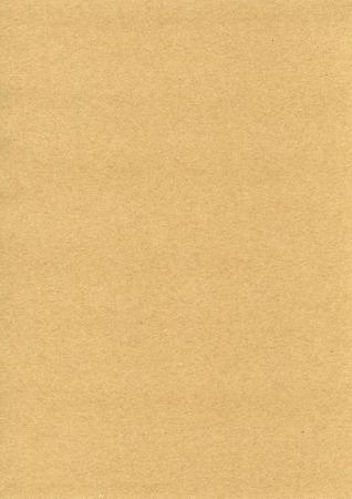kraft brown paper texture. High resolution background Stock Photo
