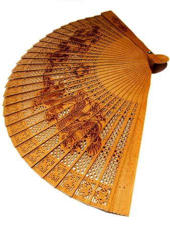 wood fan photo