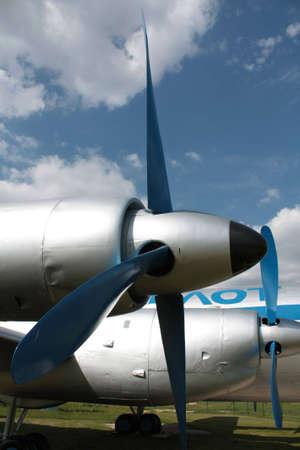 airplane propeller Stock Photo - 5307059