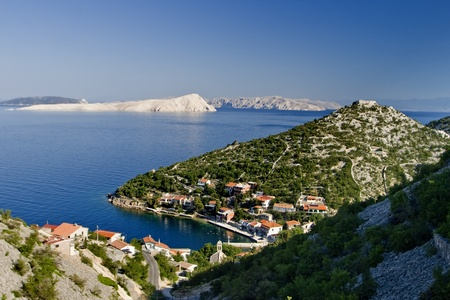 starigrad:  Small Starigrad by Senj and the island Goli otok