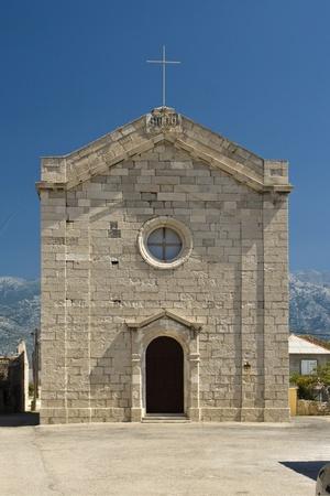 Church in Razanac photo