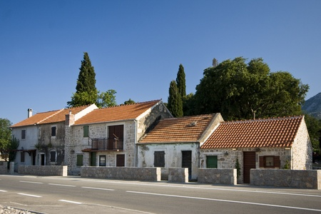 Attached houses in Seline
