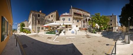 Lovely Vrsar square