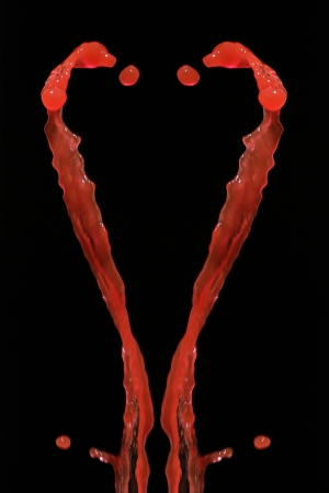 transcendent: Red water forming love