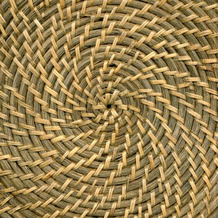 braided flexible: Spiral bamboo shape